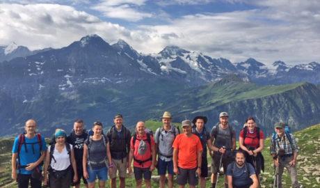 Alpenwanderung 2019