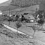 730 Friedensstraße Kirchberg um 1950