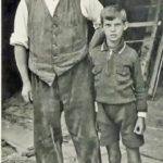 731 Bäckermeister Matthäus Rauber mit Sohn Max
