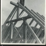 734 Richtfest beim Hackerjockelehof um 1946