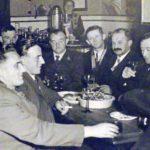 698 Stammtisch Walkenstein um 1950