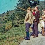 663 Wandern mit Egon und Ilse Rauber sowie Hermine Groß auf dem mittleren Landeckweg