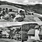 664 Ansichtskarte Hanselehof auf dem Schwarzenbruch
