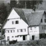 665 wohl der Hermeshof auf dem Schwarzenbruch um 1950