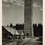 673 Ansichtskarte Brandenkopf vor 1945