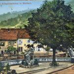 683 Wolfach Stadtbrücke um 1930