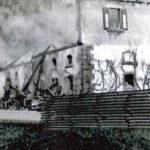 687 Brandruine Klärspänefabrik Gmeiner am Wasser - wann?