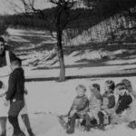 010 Kindergarten Walke um 1948 Frau Bächler