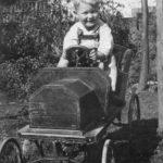 012 Bub von Lehrer Heinrich Greulich um 1930 wahrscheinlich Heinz