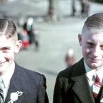 015d Schulentlassung um 1945