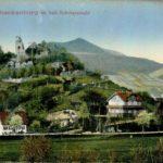 021a Ak Schenkenburg um 1900