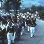 025 Festumzug 1965 zum Beginn der Partnerschaft mit Still