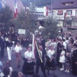026 Festumzug 1965 zum Beginn der Partnerschaft mit Still