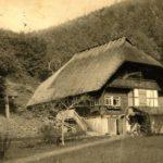 027 Ak Spinnerjakob-Häusle am Spinnerberg um 1930