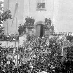 030 Großes Fest auf dem Lindeplatz in Oberwolfach