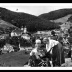 045 Ak Schapbach um 1960
