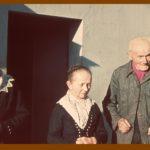 046 Bewohner des Altersheimes um 1945