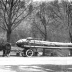 052 Langholztransport von Unternehmer Harter aus dem Tiefenbach