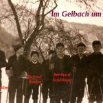 056 Skifahren im Gelbach um 1935