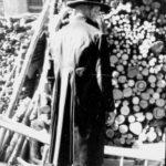 066c Tracht im Wolftal um 1950