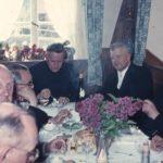 """070 Festessen im """"Hirschen"""" aus Anlass der Weihe der Marienkirche 1956"""