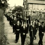082 Prozession um 1955