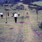 087 Schremppehöhe um 1970 beliebter Treffpunkt zum Fußballspielen für die Jugendlichen