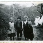 097 Gelbacher Kinder um 1955