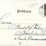100a Ak Wolfach 1904