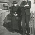 104c Josef Scherer und Emma Scherer um 1950