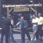 122 Kreuzsattel Einsatz für den Spielplatz um 1970