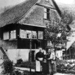 131 Familie von Gottlieb Schuler auf Grünach 1926