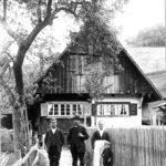 132 Familien Groß und Herrmann auf Grünach (Besechristes und Jules) wohl aus der Bilderserie 1926
