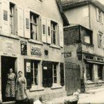 143 Geschäft Broghammer in der Wolfacher Vorstadt 1926
