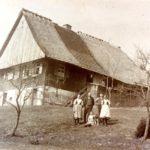 145 Haase auf dem Schwarzenbruch (Familie Spinner)