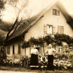 147 Reiharde an der Wolftalstraße, später Familie Echle