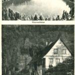 153a Ak Glaswaldsee um 1930