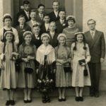 181 Schülerjahrgang 1943 im Ortsteil Kirche