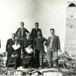 184 Oberwolfacher Wandergruppe am Brandenkopf um 1930