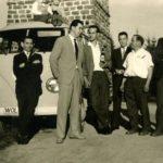 186 am Brandenkopf um 1965