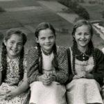190 Mädchen an der Walke um 1940