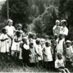 193 Kindergartenkinder an der Walke