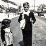 211 Rita Grabsch und Johannes Rauber um 1940