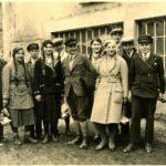 215 Schüler der Bürgerschule in Wolfach