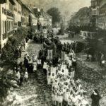 225 Fronleichnam in Wolfach um 1925