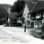 """239 Gasthaus """"Walkenstein"""" um 1950"""