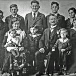 245 Familie Gottlieb Schuler vom Grünach um 1942