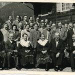 247 Ausflug des Gesangvereins um 1950 ins Montafon