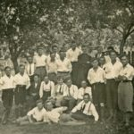248 Oberwolfacher Kolpingsöhne um 1935