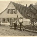 250 Bäcker Max Winterer mit Schwiegersohn